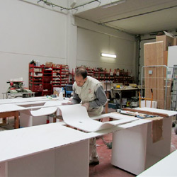 D'Zinzel factory, warehouse and cabinetmaking