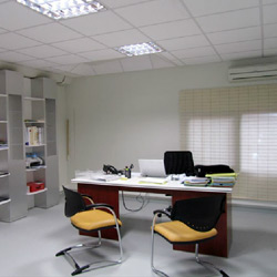 D'Zinzel factory, offices and cabinetmaking