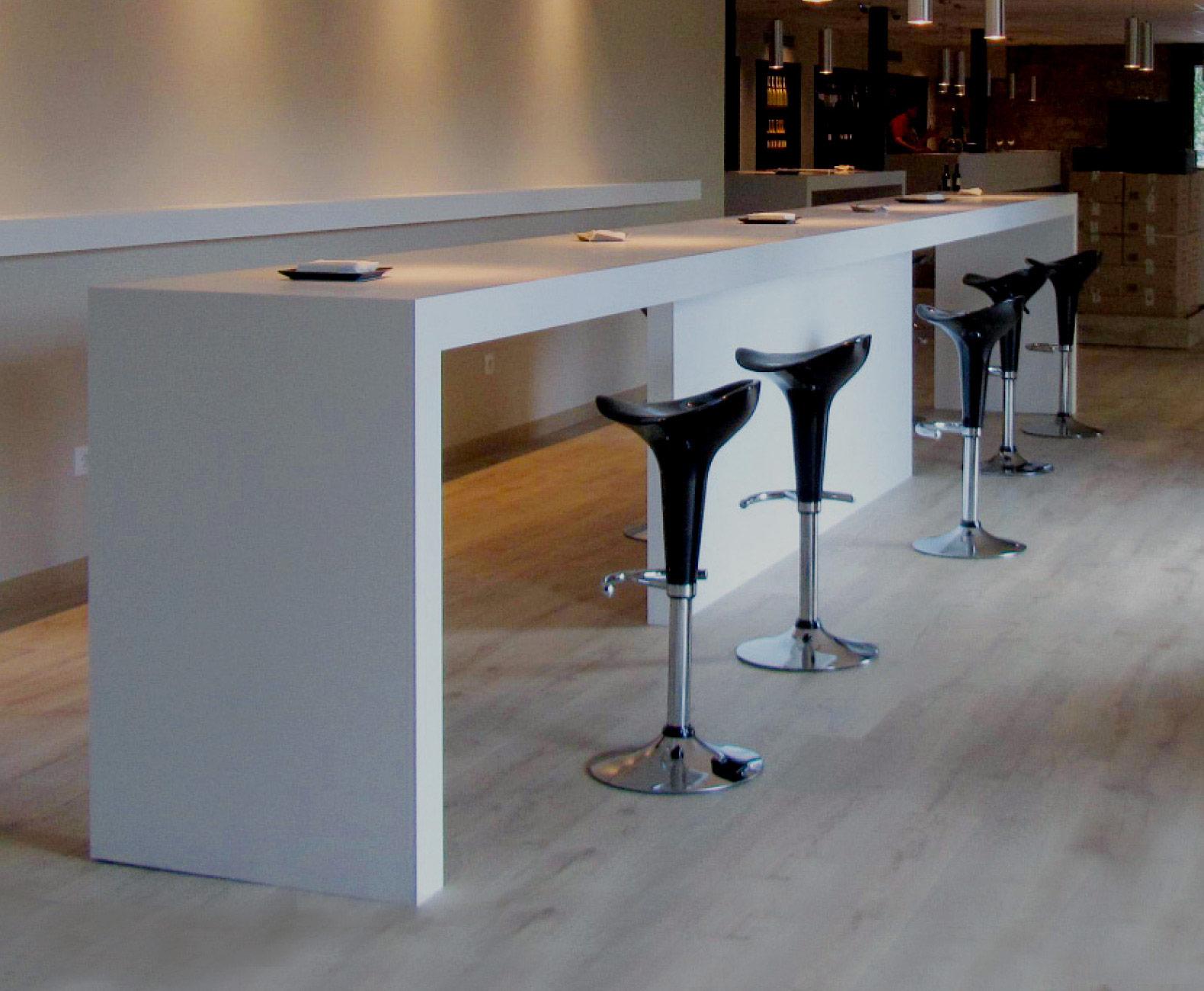 Haciendo isla de la cocina bar peque o mostrador free image - Mostradores de cocina ...